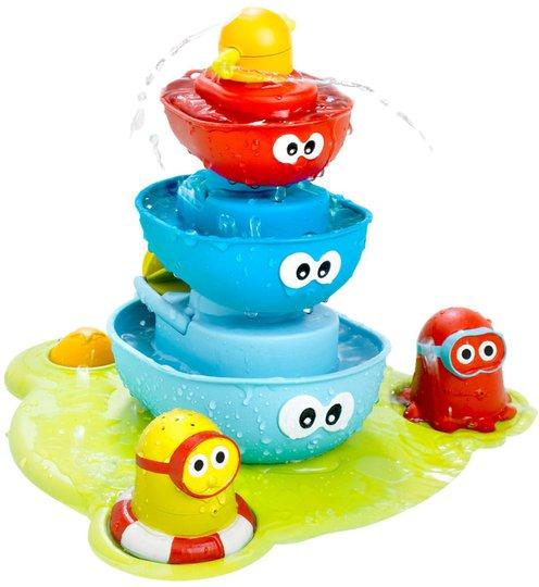 Yookidoo Stack 'N' Spray Fountain Vannleke