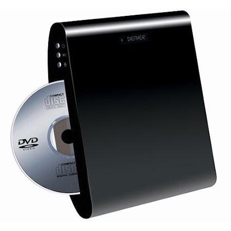 Denver DVD HDMI/USB veggmonterbar