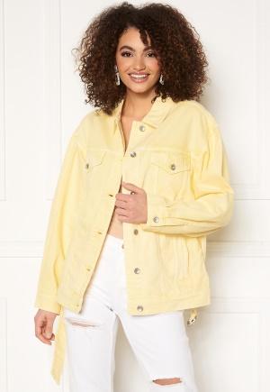 Miss Sixty WJ3750 Jacket Light Yellow S