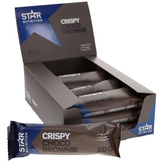 Proteinbars Choco Brownie 12-pack - 25% rabatt