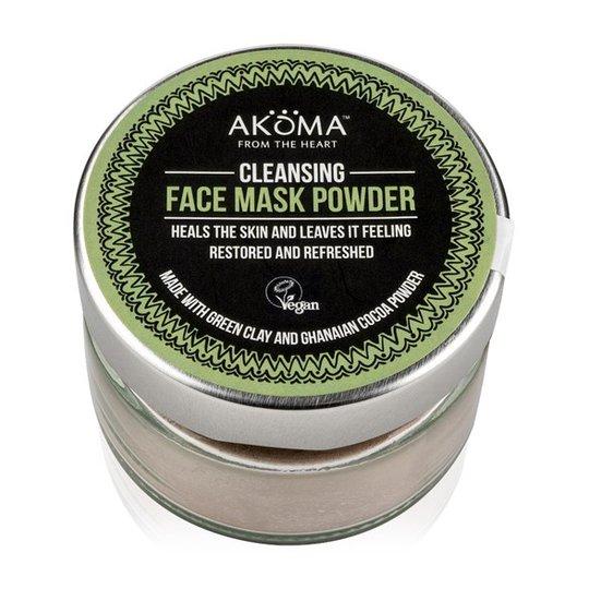 Akoma Cleansing Face Mask Powder, 55 g