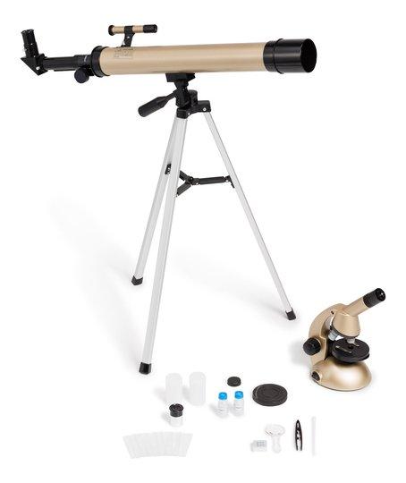 Fippla Teleskop & Mikroskop
