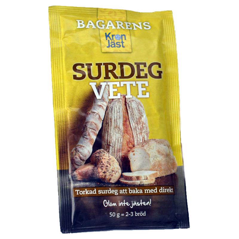 Surdeg för Vete - 69% rabatt