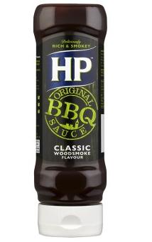 HP Original BBQ Sauce Classic Woodsmoke Flavour 465g