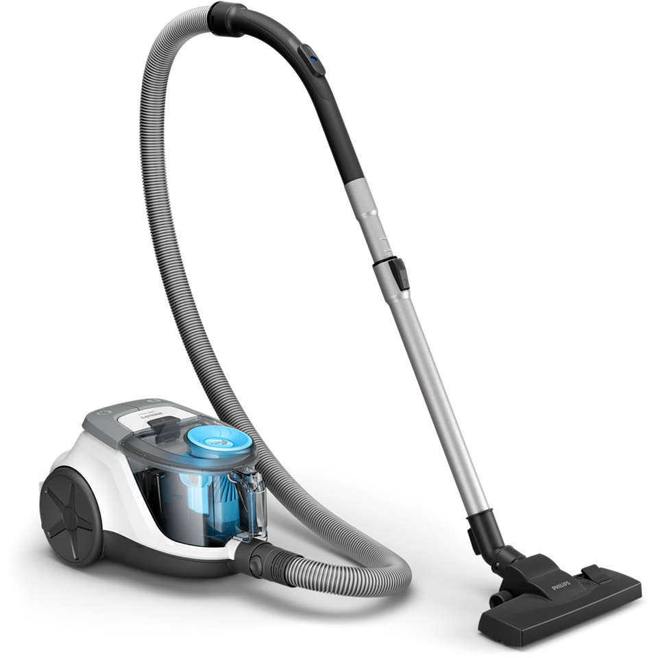 Philips - 2000 Series Bagless Vacuum Cleaner XB2122/09