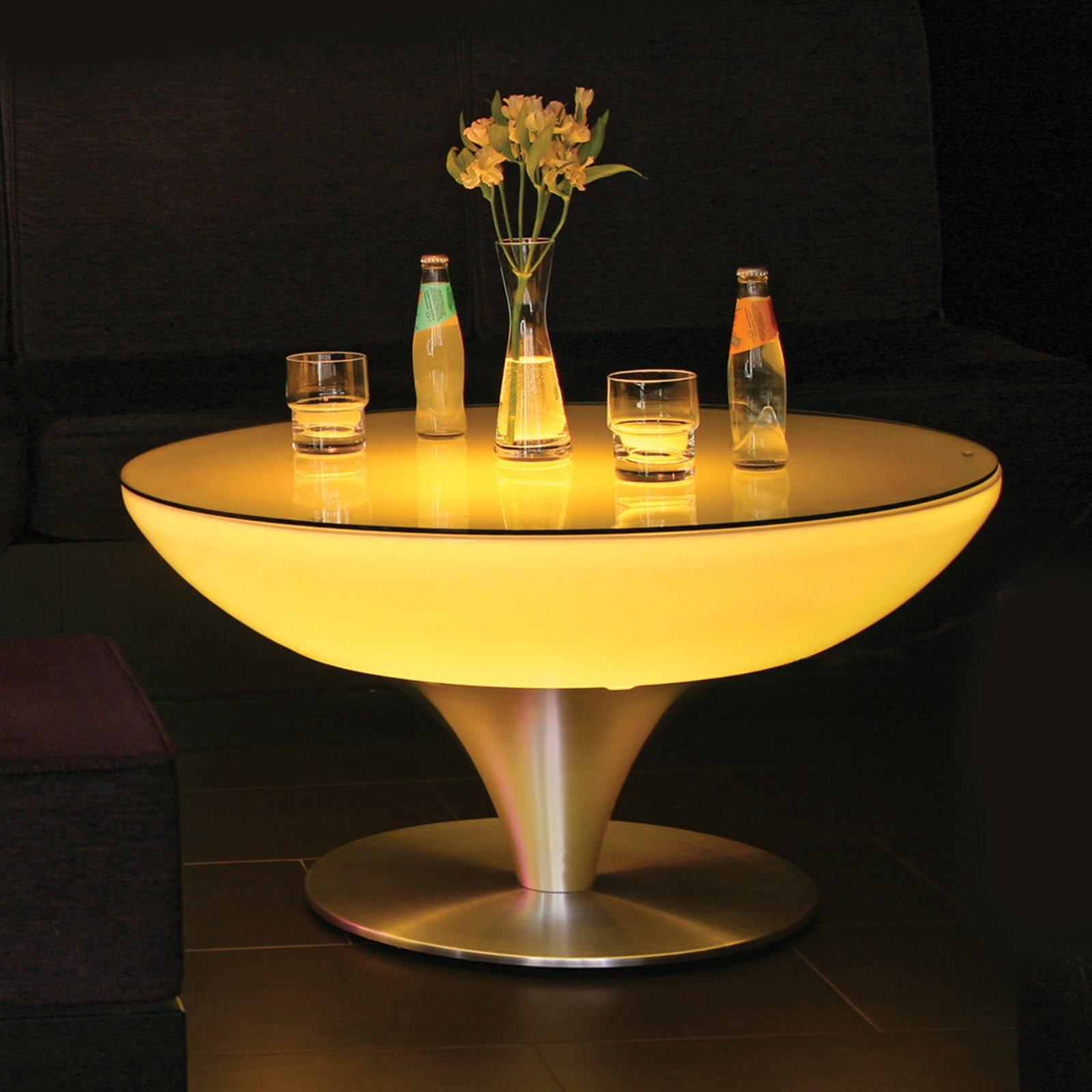 Lounge Table Indoor lysbord H 45 cm
