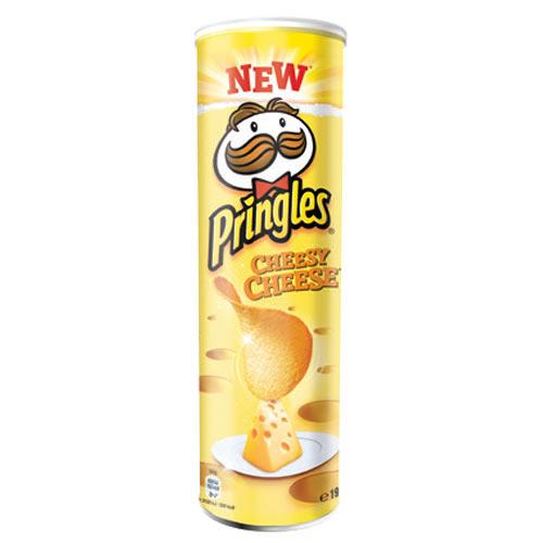 Pringles Cheesy Cheese 200 G