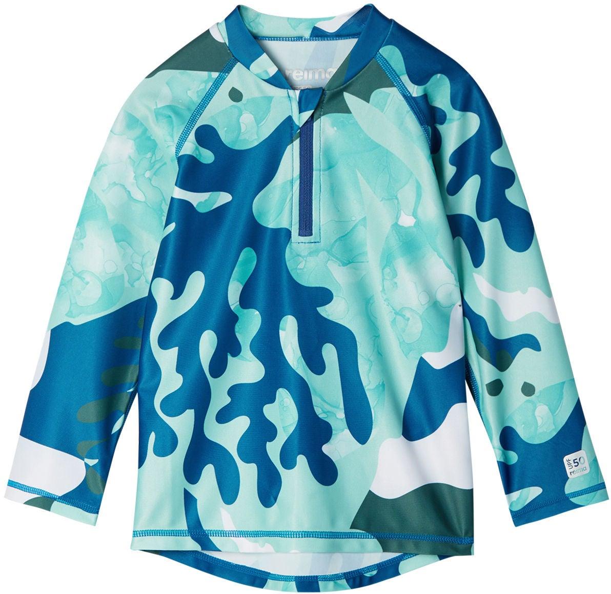 Reima Tuvalu UV-Tröja UPF50+, Blue, 68