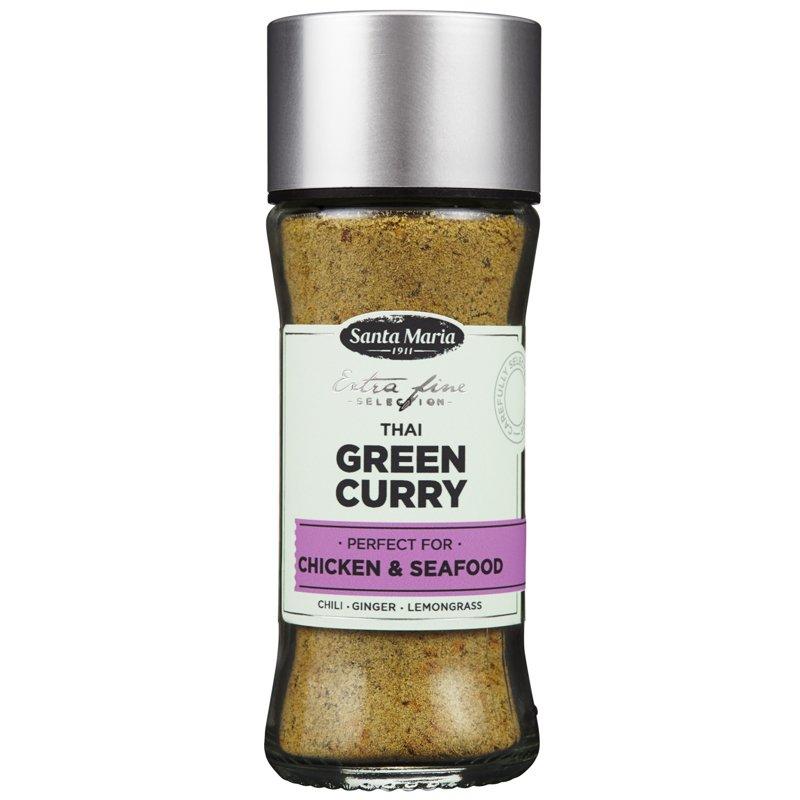 "Maustesekoitus ""Green Curry"" 38g - 53% alennus"