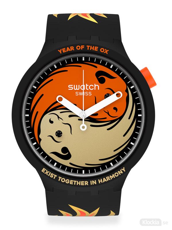 SWATCH Ox Rocks 2021! SO27Z109