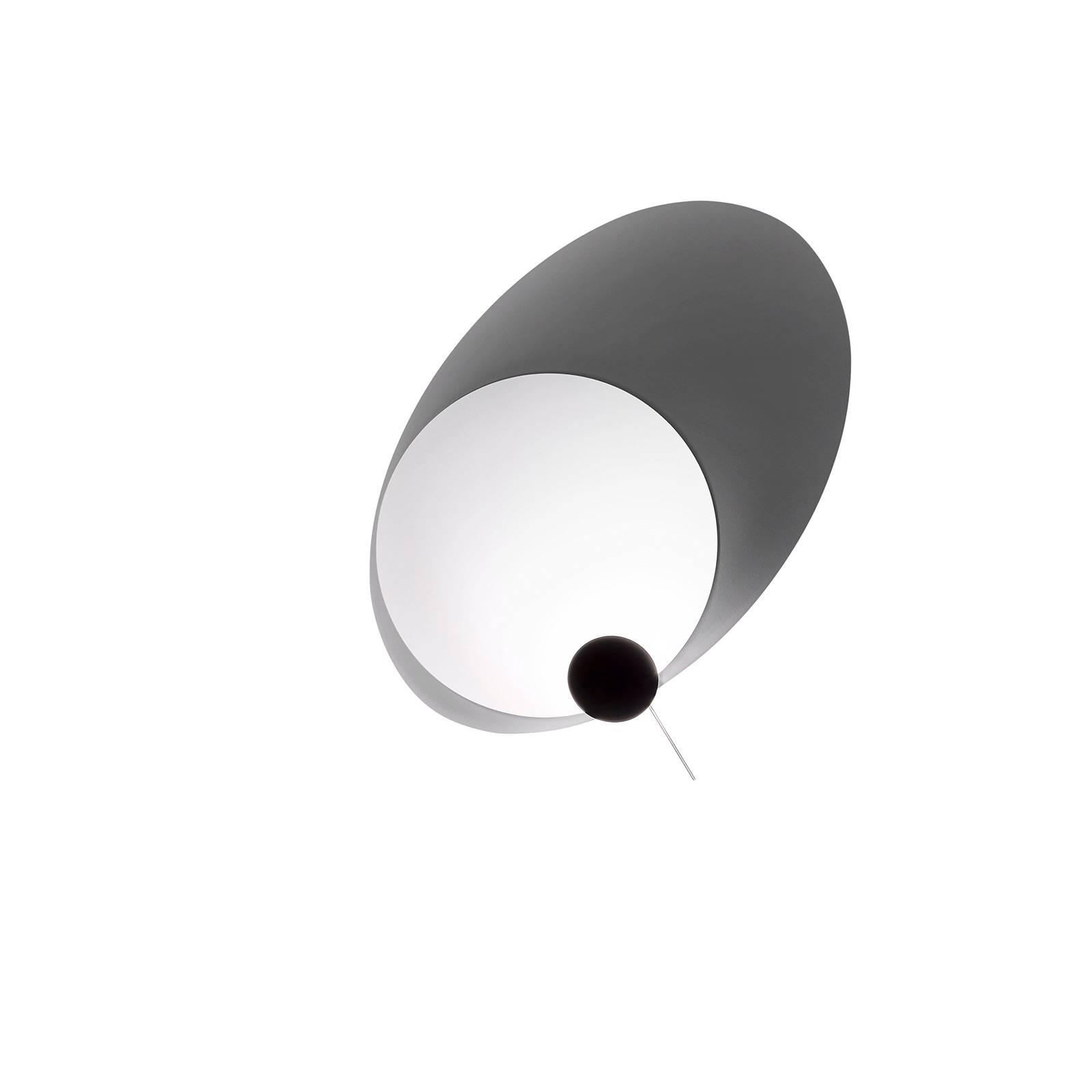 Ingo Maurer Eclipse Ellipse -LED-seinävalaisin