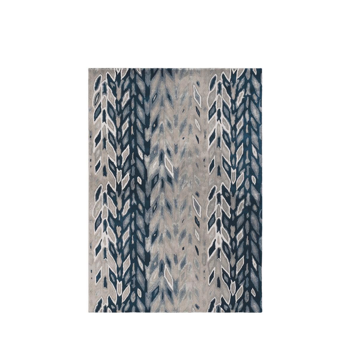 William Yeoward | Kalata Indigo Rug | 200CM X 300CM