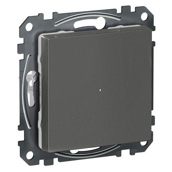 Schneider Electric WDE003476 Vaihtokytkin elektroninen, Bluetoothilla Antrasiittiharmaa