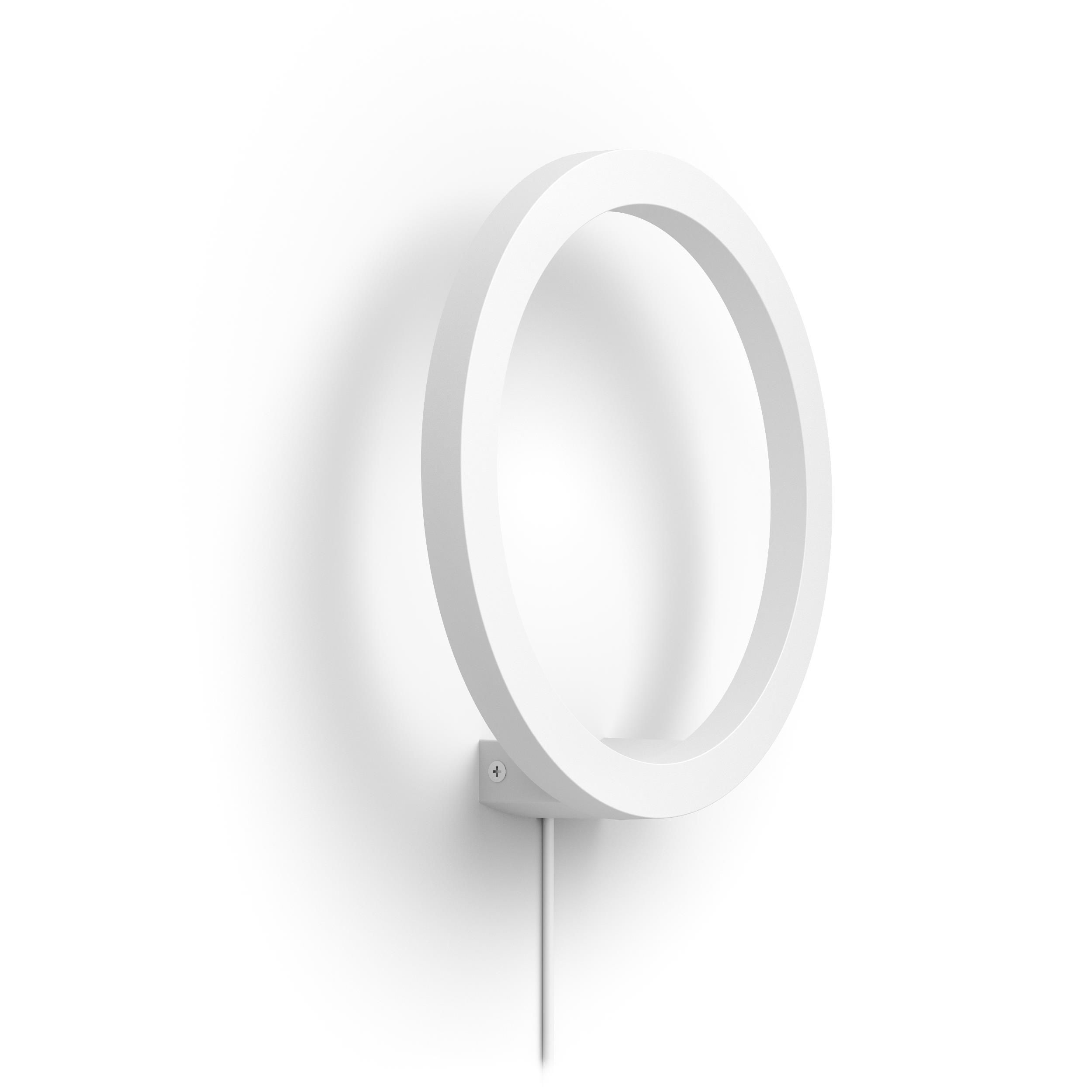 Philips Hue - Sana Wall Light White - White & Color Ambiance