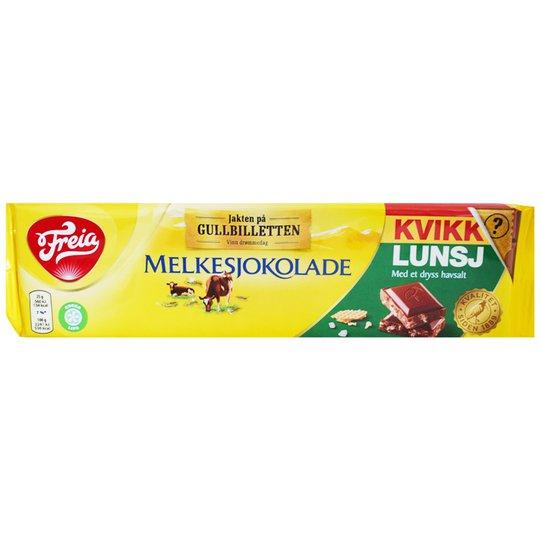 Mjölkchoklad Kex & Havssalt 200g - 69% rabatt