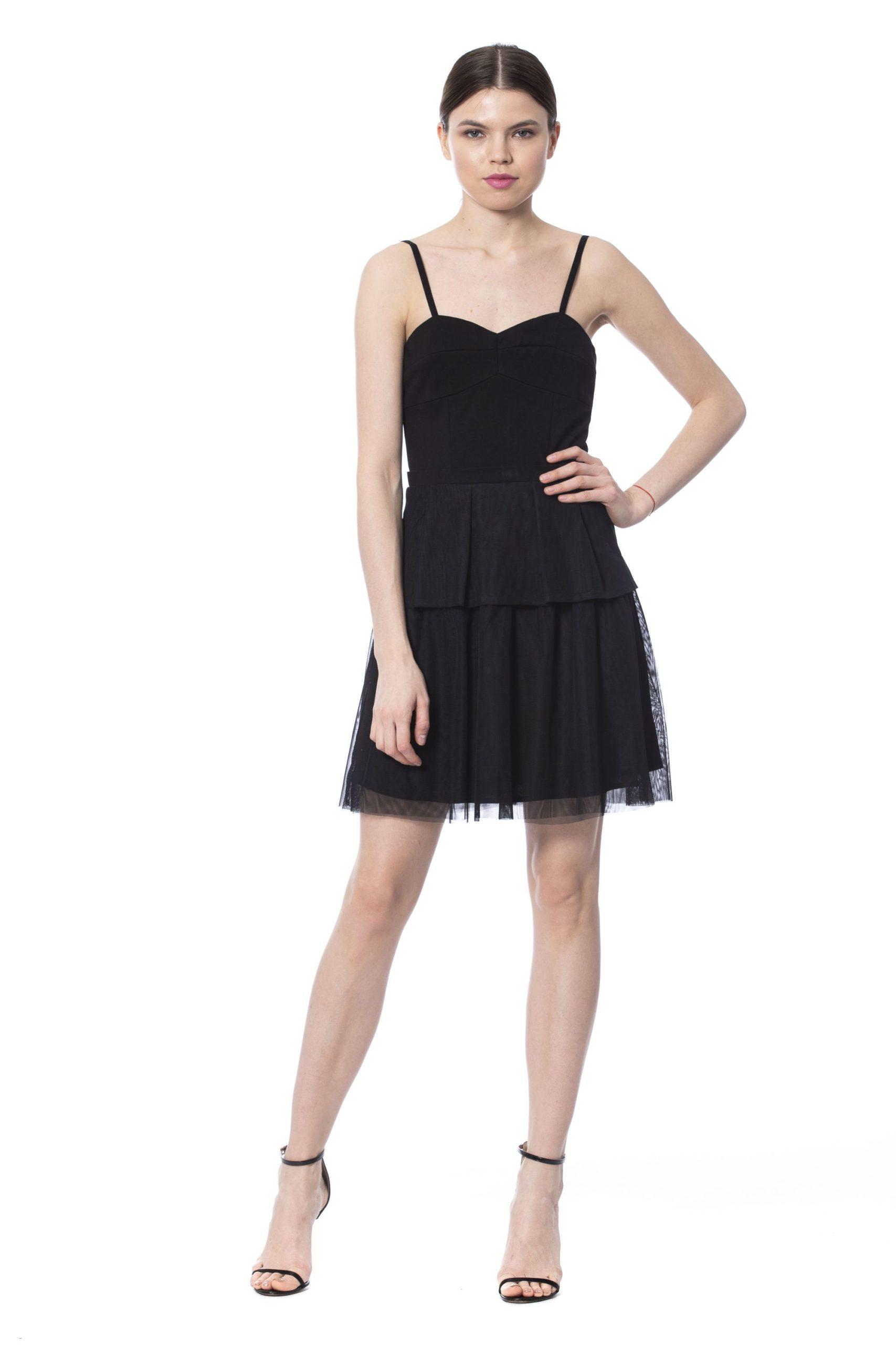Silvian Heach Women's Dress Black SI996472 - L