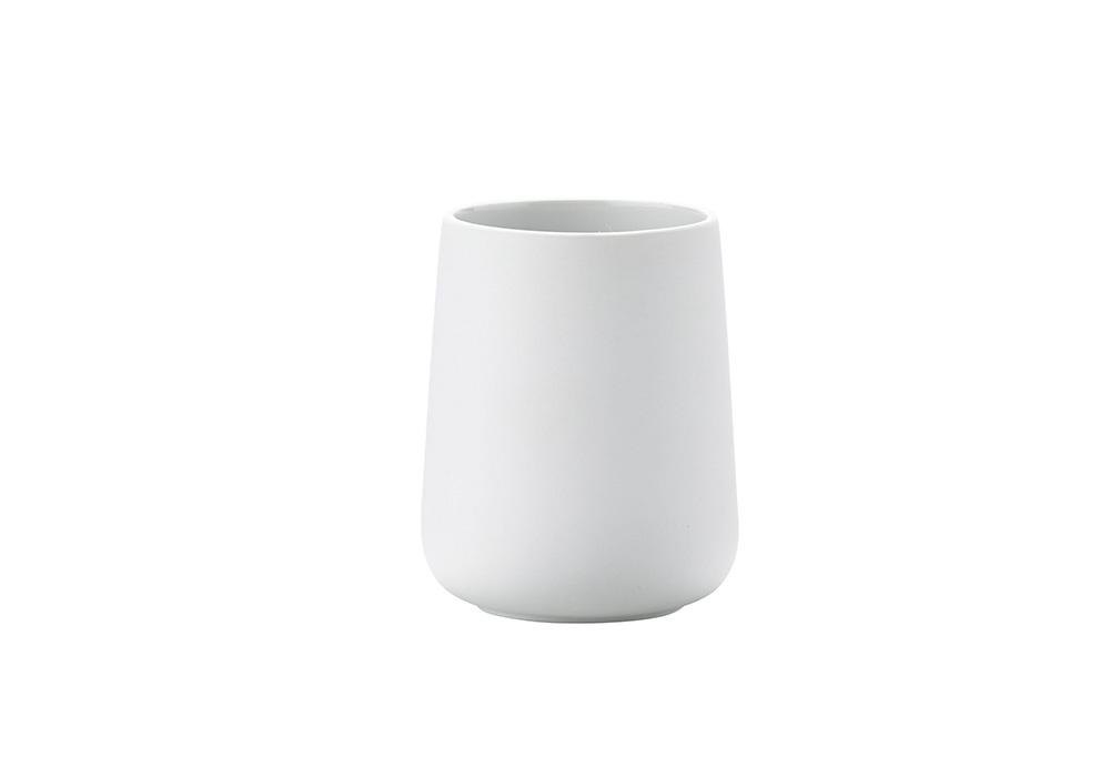Zone - Nova Toothbrush Holder - White (330102)
