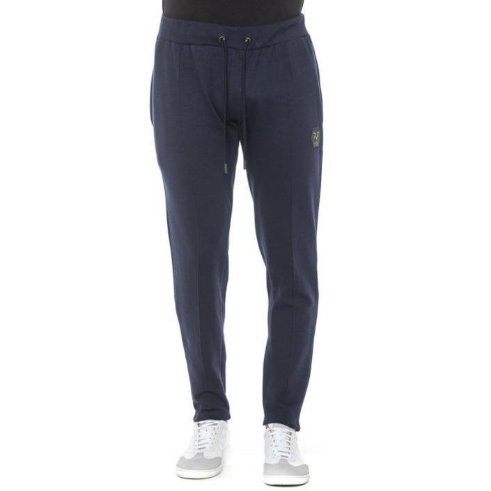 19v69 Italia Men's Trouser Blue 187644 - blue M