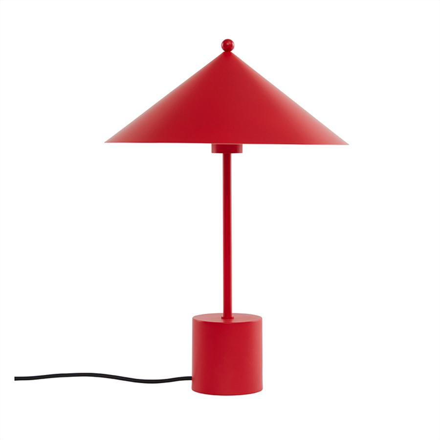 OYOY Living - Kasa Table Lamp - Cherry red