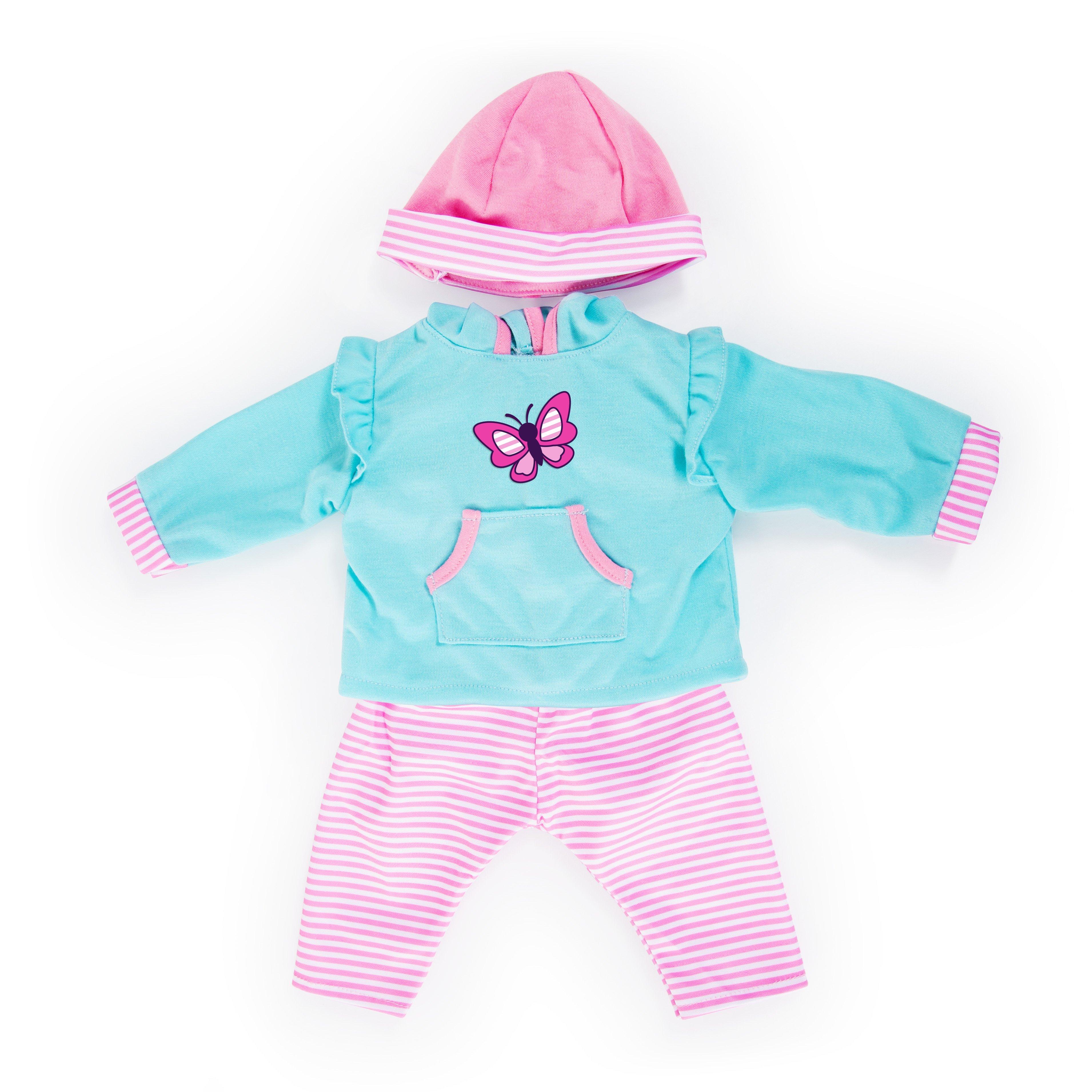 Bayer - Deluxe Dolls Dress 33-38cm - Buyyerfly Set (83875AA)