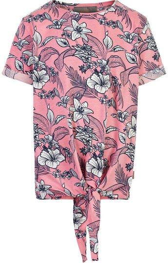Creamie Paradise T-Shirt, Pink Icing, 104