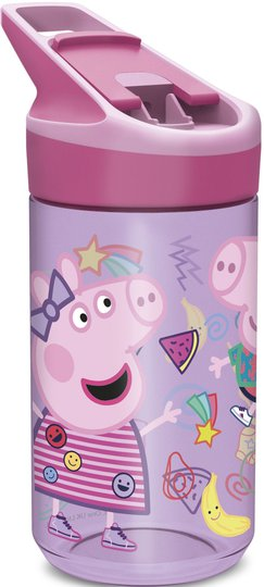 Peppa Gris Vannflaske 480 ml