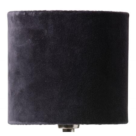 Sanna Lampskärm 17cm Dark Gray