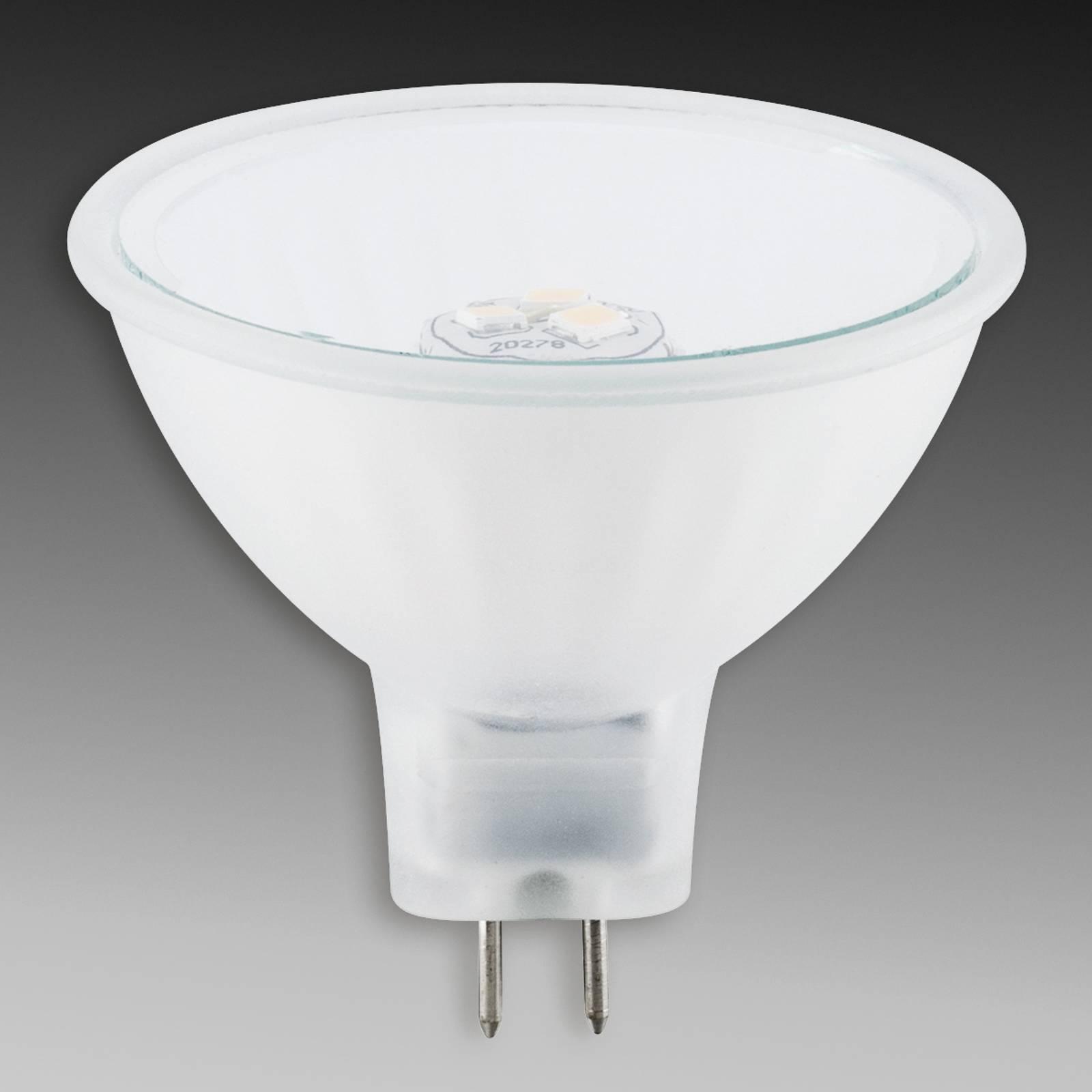 GU5,3 3 W LED-heijastinlamppu Maxiflood