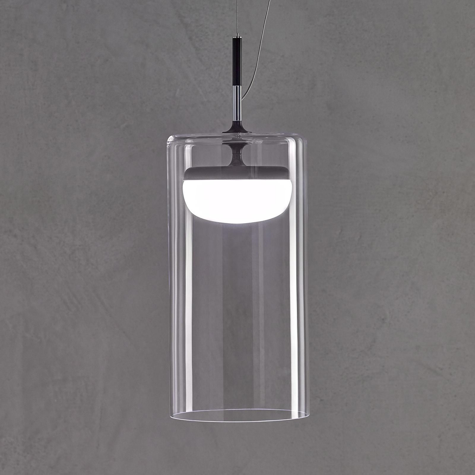 Prandina Diver LED-riippuvalaisin S3 musta