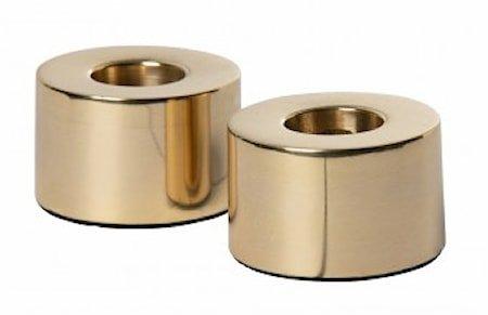 Helix shiny brass – set of 2 pcs