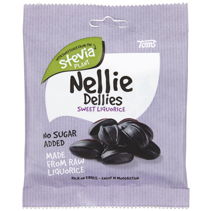 Nellie Dellies Lakritsi - 0% alennus