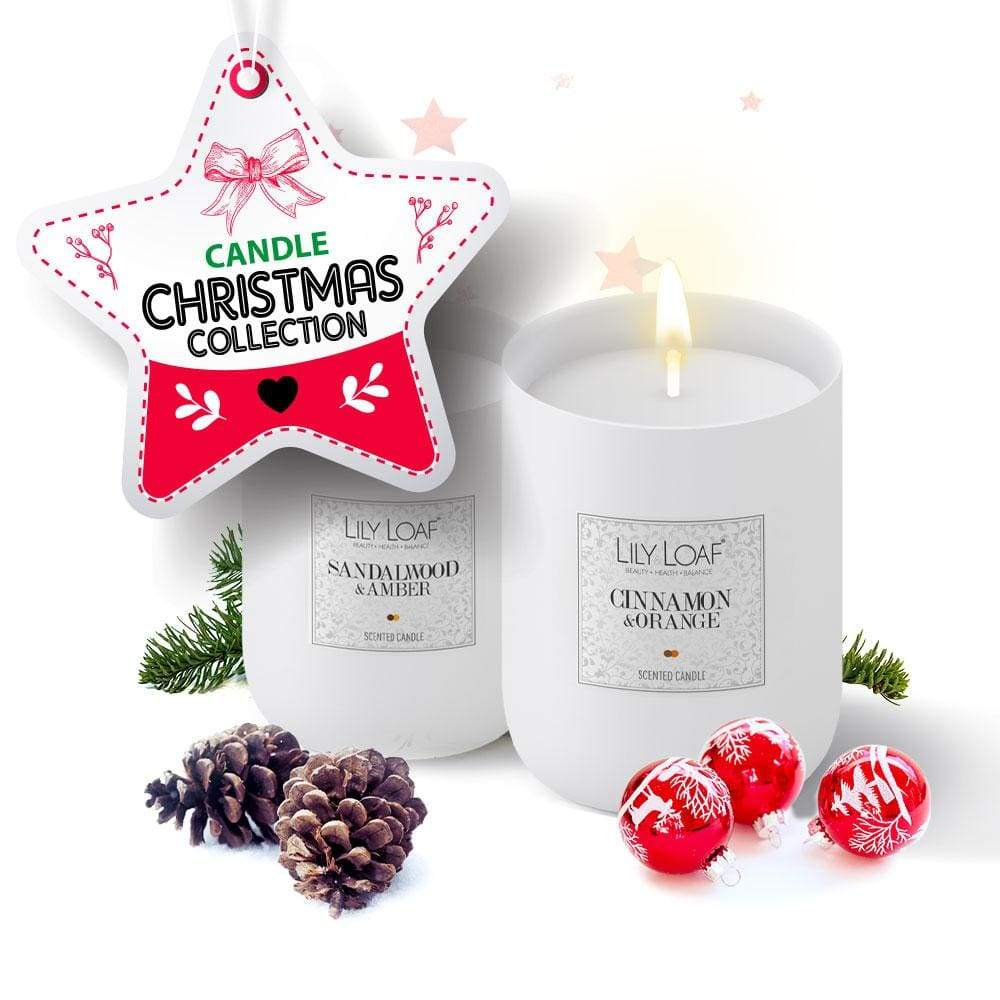Christmas Candle Duo