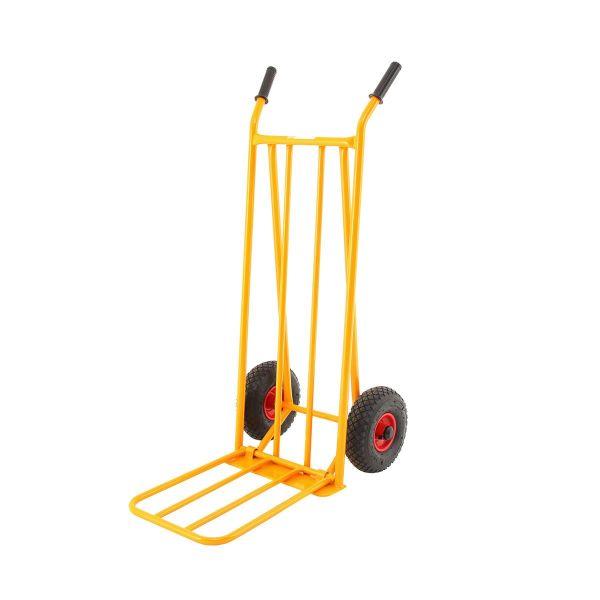 Hörby Bruk P4 Sekketralle makslast 250 kg, høy rygg