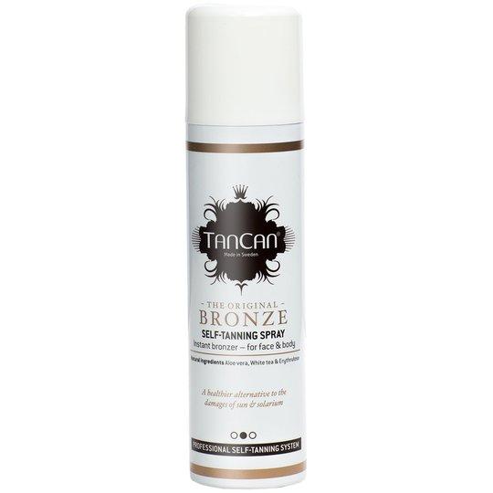 Bronze Self-Tanning Spray, 250 ml TanCan Itseruskettavat