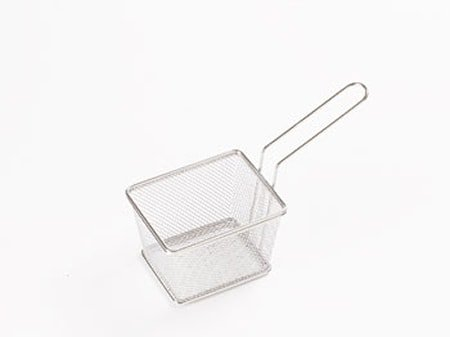 Mini frityrkurv 8x10x6,5 cm F
