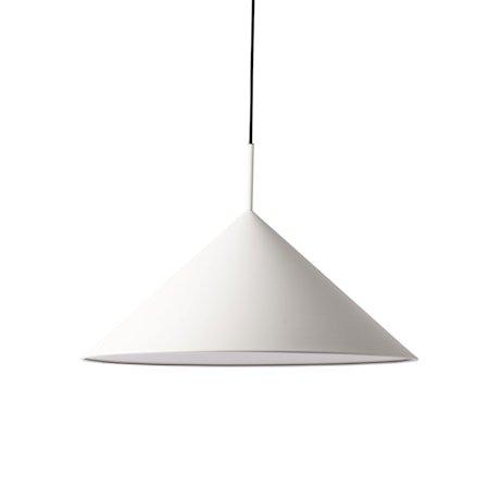 Taklampe Triangle Metall Grå