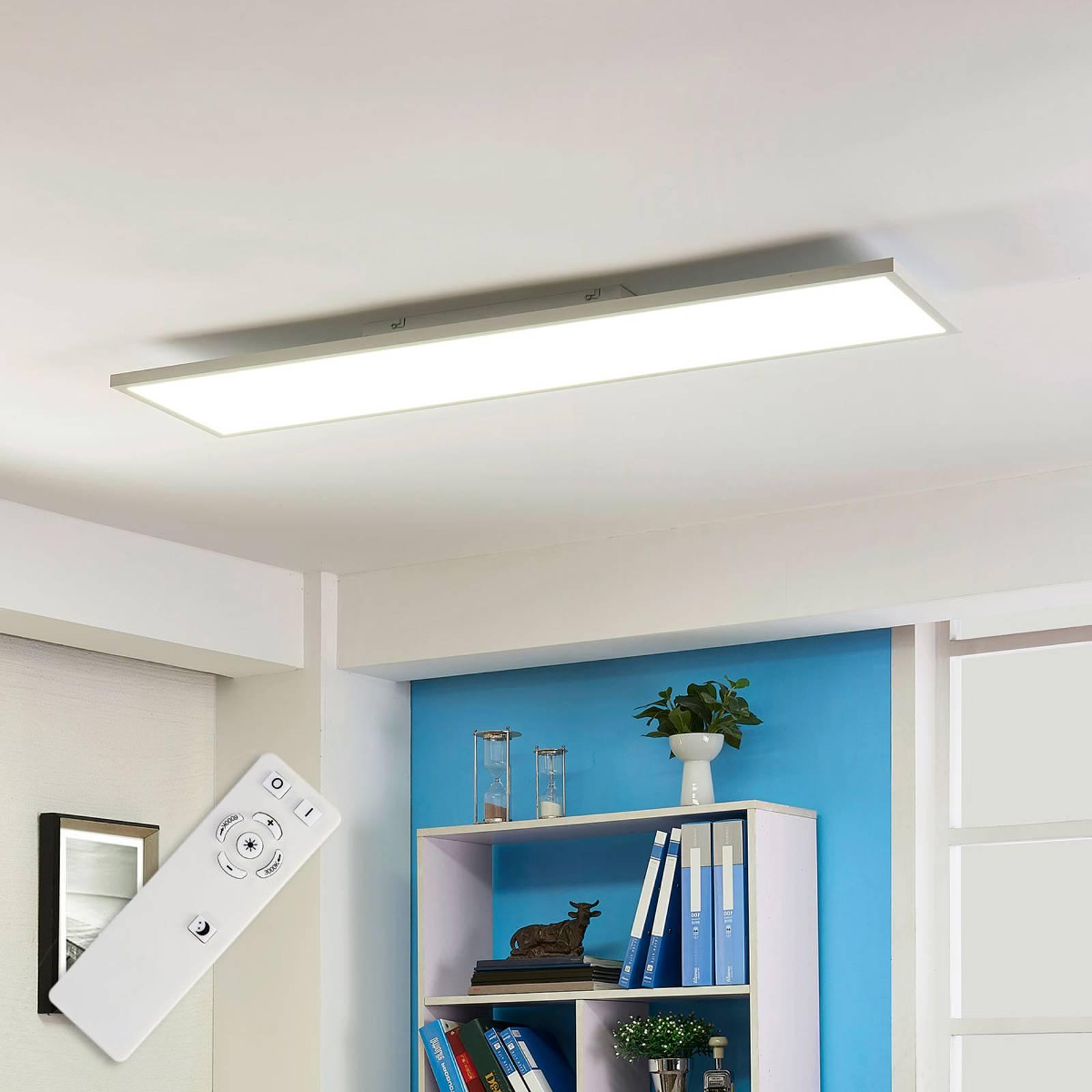 Arcchio Philia -LED-paneeli, CCT, 120 cm, 51 W