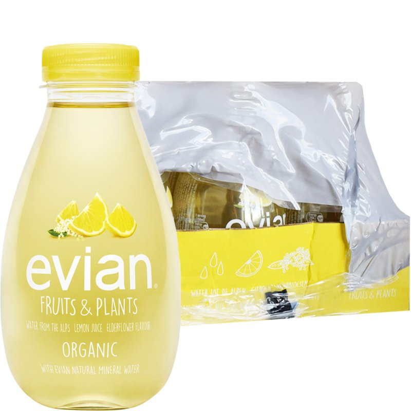 """Eko """"Lemon & Elderflower"""" 12 x 37cl - 75% rabatt"""