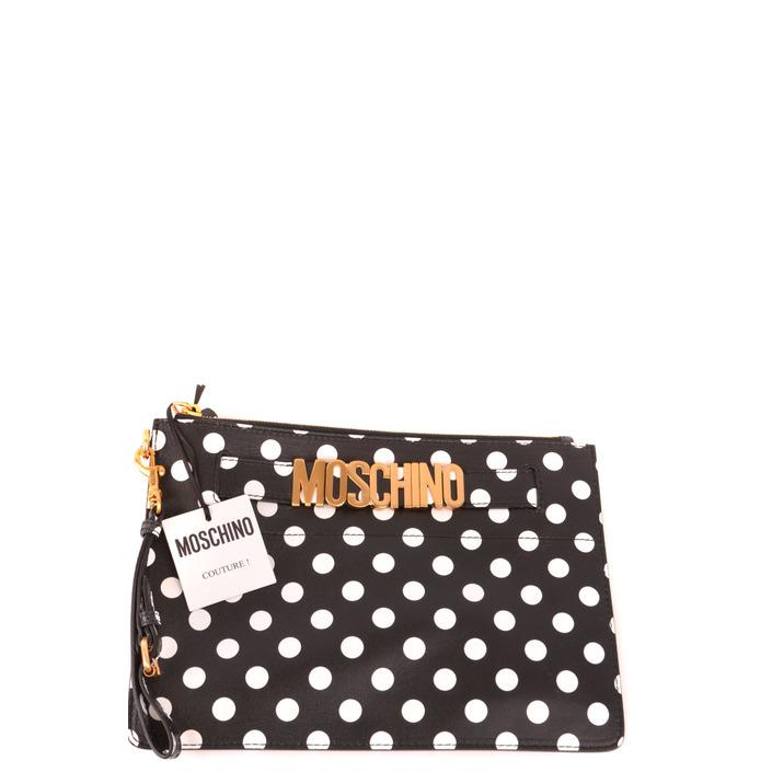 Moschino Women's Handbag Black 169245 - black UNICA