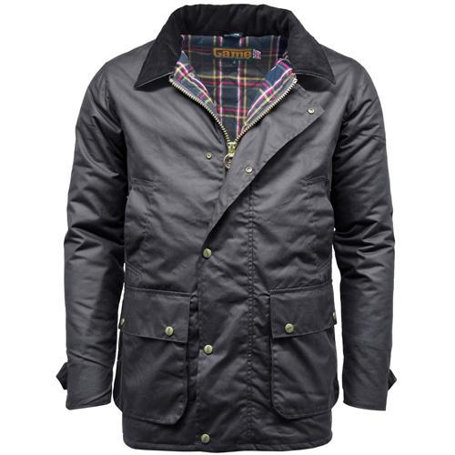Game Technical Apparel Unisex Jacket Various Colours Winchester - Navy XXL