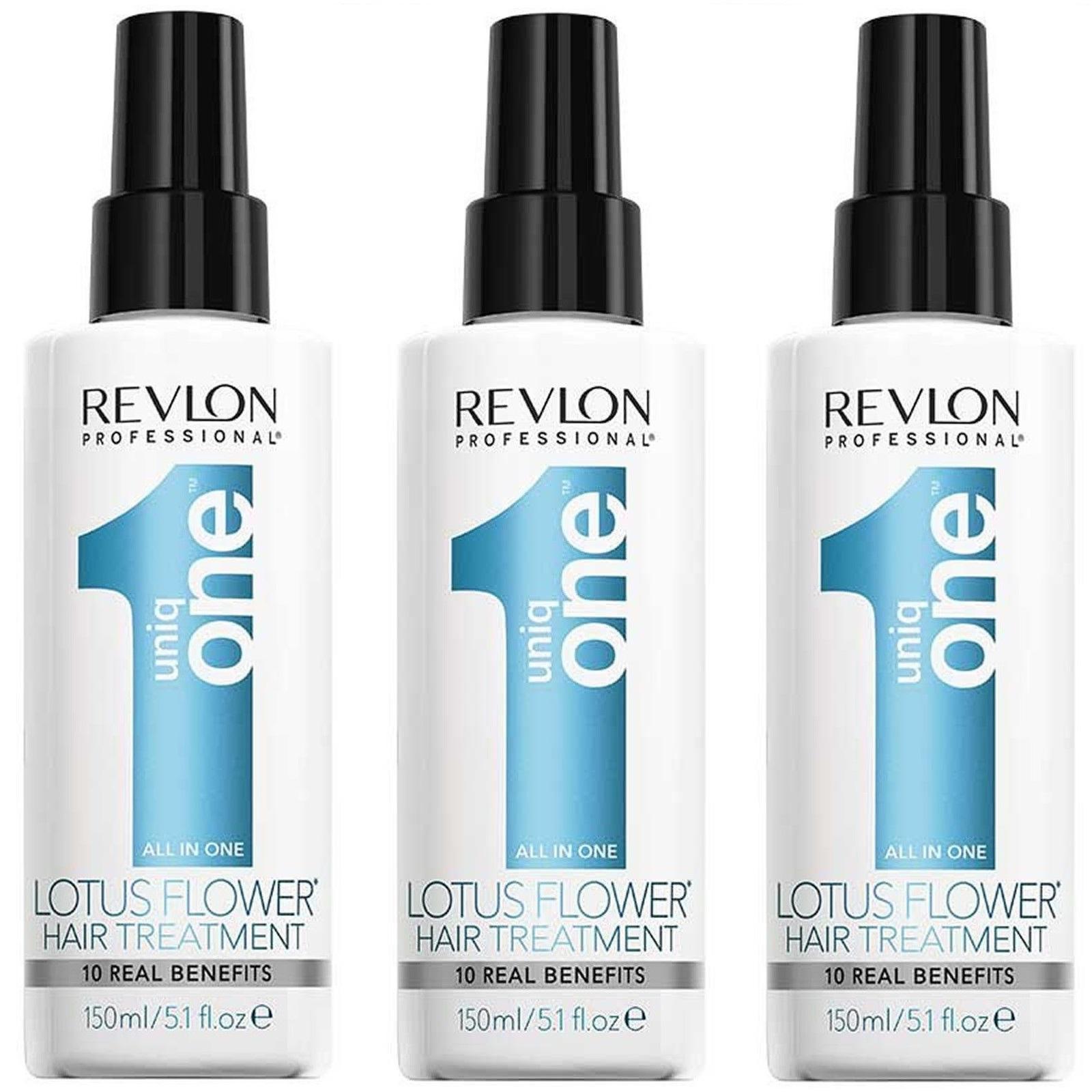 Uniq One - 3x All in One Flower Hair Treatment 150 ml