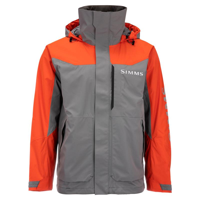 Simms Challenger Jacket S Flame