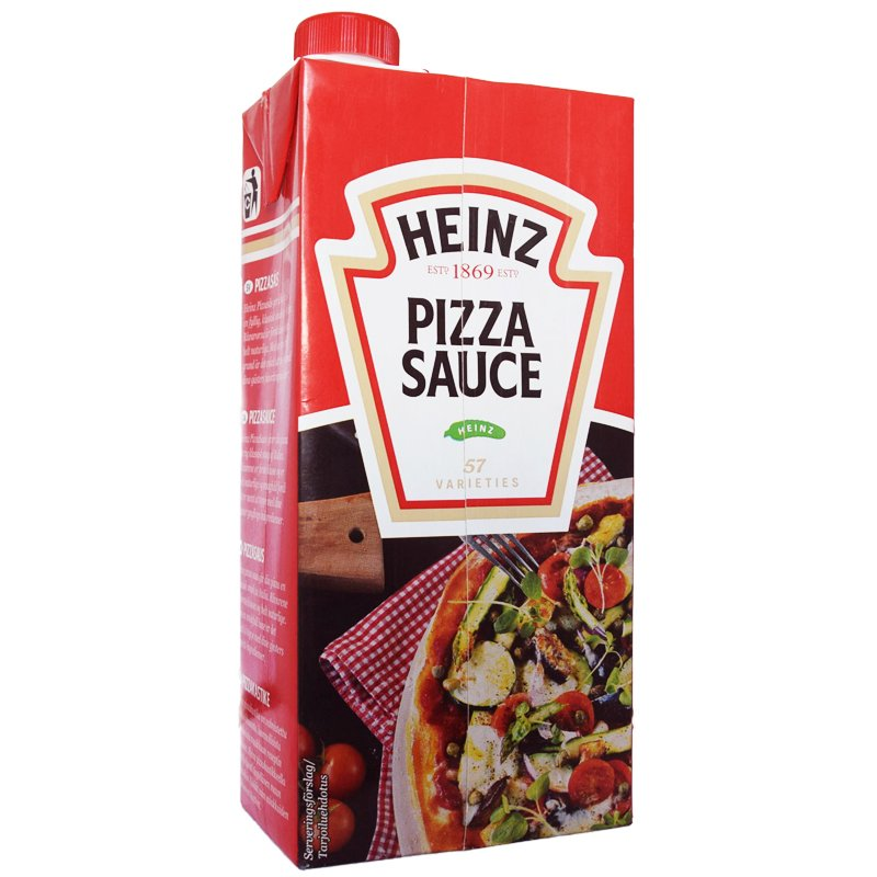 Pizzasås 2,1kg - 50% rabatt