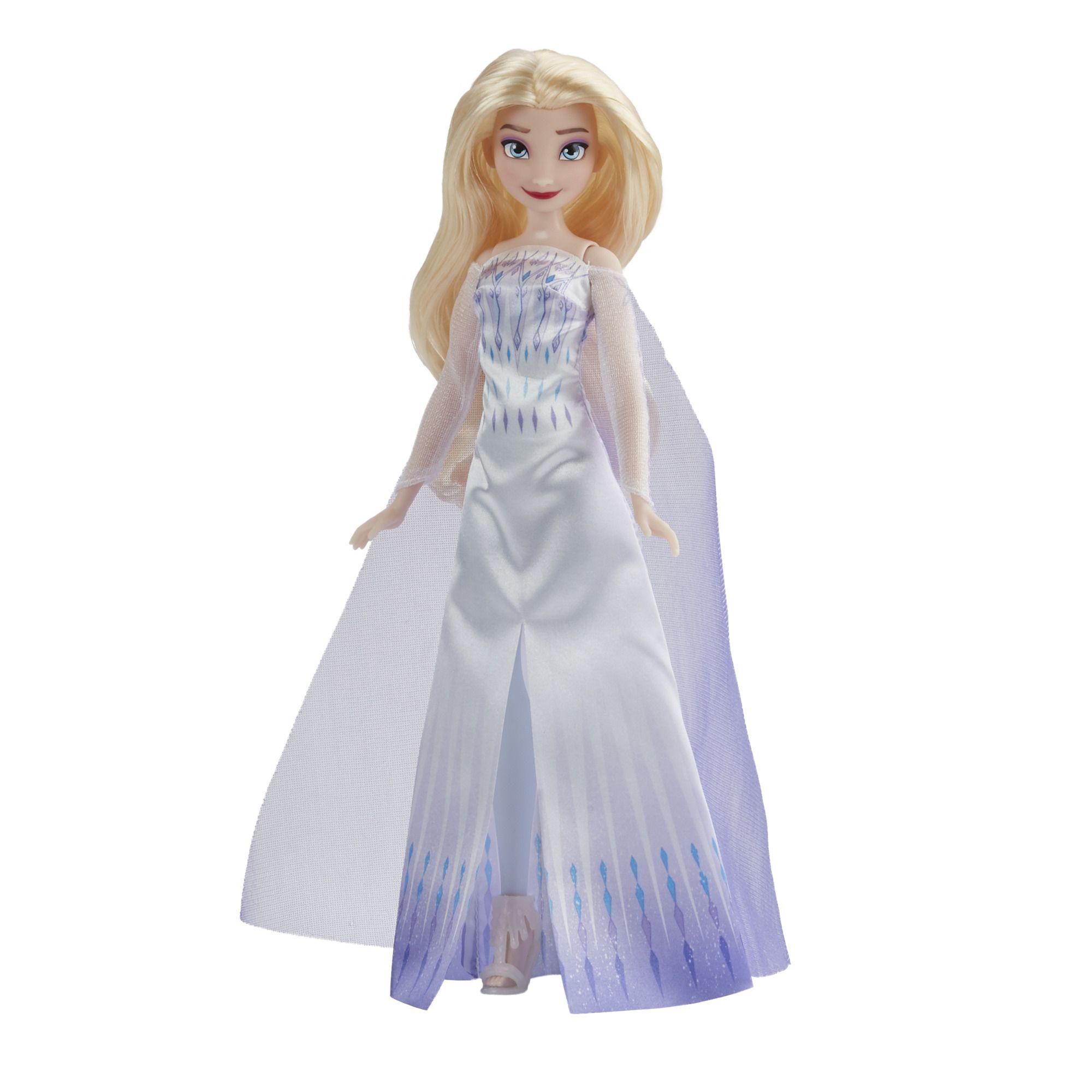 Disney Frozen 2 - Feature Doll Opp - Snow Queen Elsa (F1411)