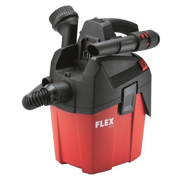 Flex VC6-LMC 18.0 Støvsuger uten batteri og lader