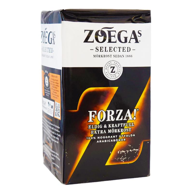 """Kaffe Mörkrost """"Forza!"""" - 26% rabatt"""