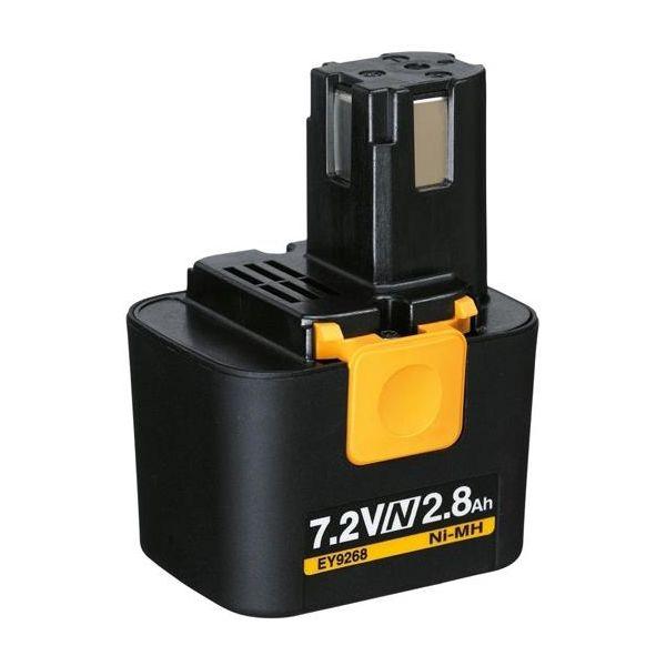 Panasonic EY9268 Akku 7,2V 2,8Ah