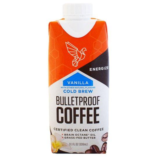 "Kaffedryck ""Vanilla Cold Brew"" 330ml - 62% rabatt"