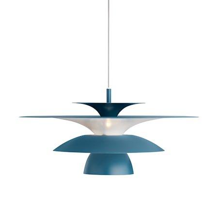 Picasso Pendel Dueblå LED 50 cm