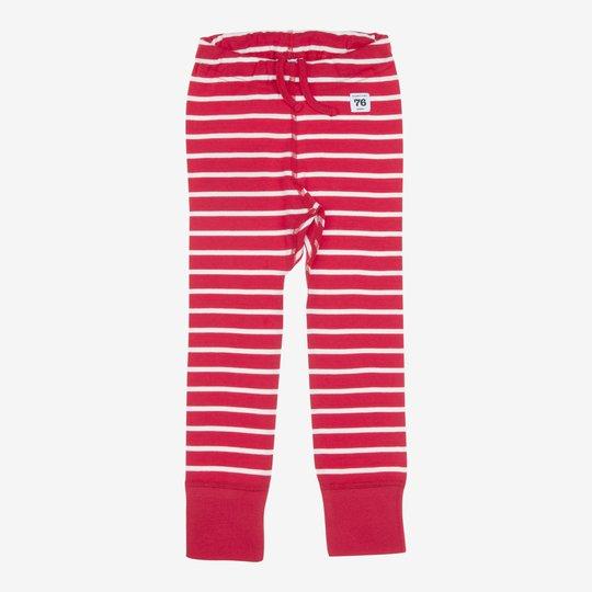 Stillongs stripet baby rød